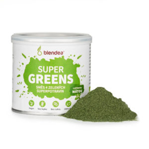 blendea supergreens produkt