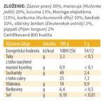 Nutričné hodnoty Blendea Superboost
