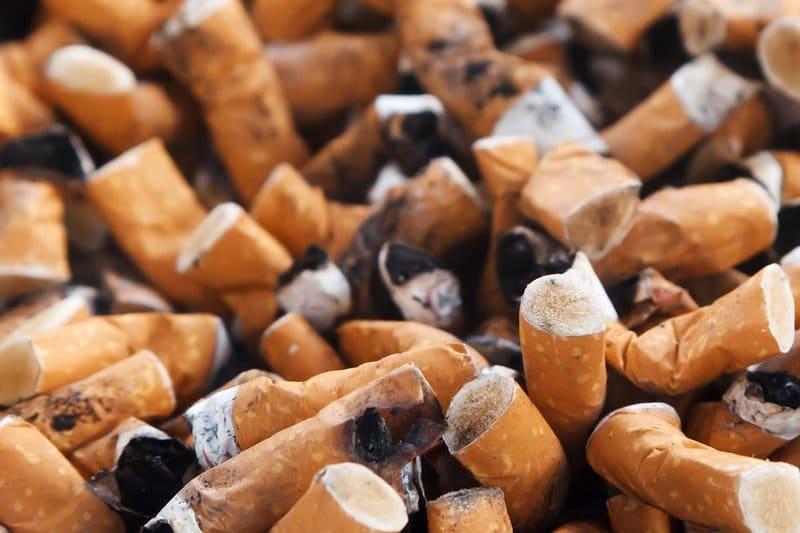 dráždivé črevo a cigarety